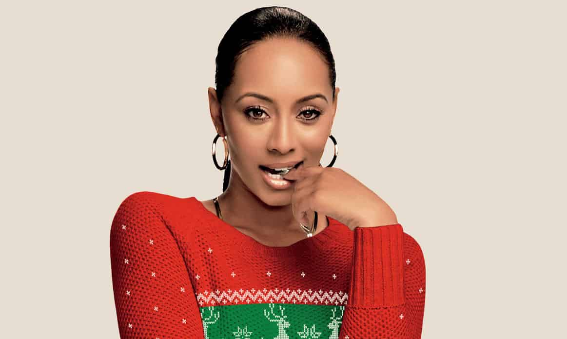 SingerSongwriter Keri Hilson Dishes on Her Role in  : Keri Hilson Almost Christmas from theknockturnal.com size 1163 x 695 jpeg 113kB