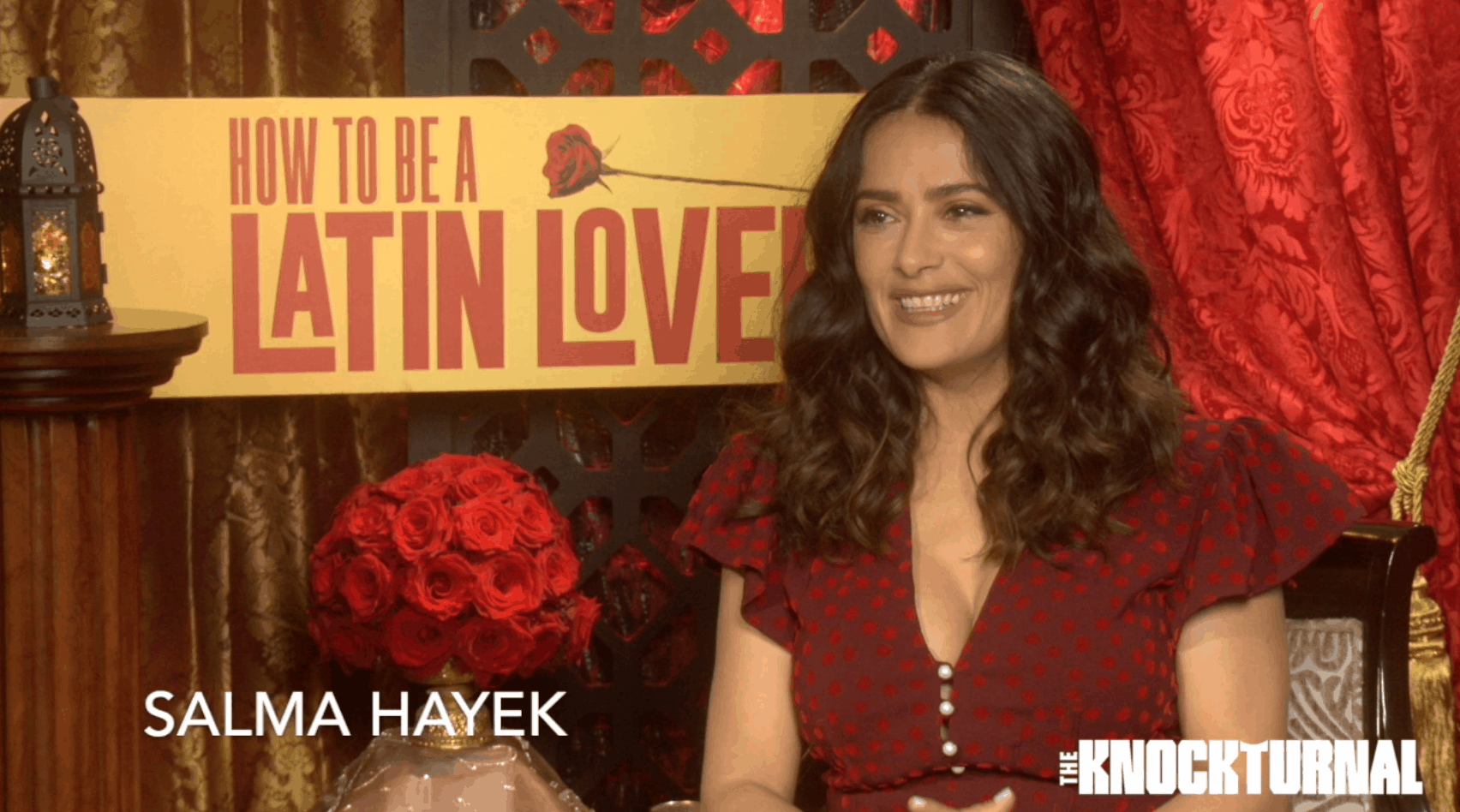Exclusive: Salma Hayek, Eugenio Derbez, Raphael Alejandro Talk 'how To Be A Latin  Lover' [video]  The Knockturnal
