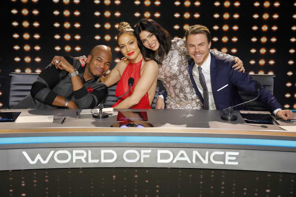 world of dance cast