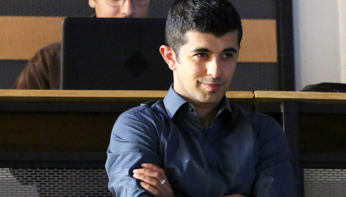 Exclusive: Behzad Dabu Talks Starring On 'how To Get Away With Murder' The