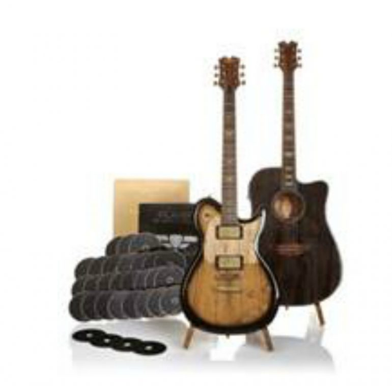 Keith Urban Premieres New Guitar Collection The Knockturnal