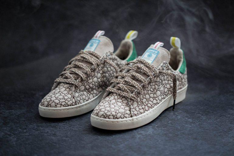 BAIT x Adidas Release Stan Smith 'Happy' For 4/20