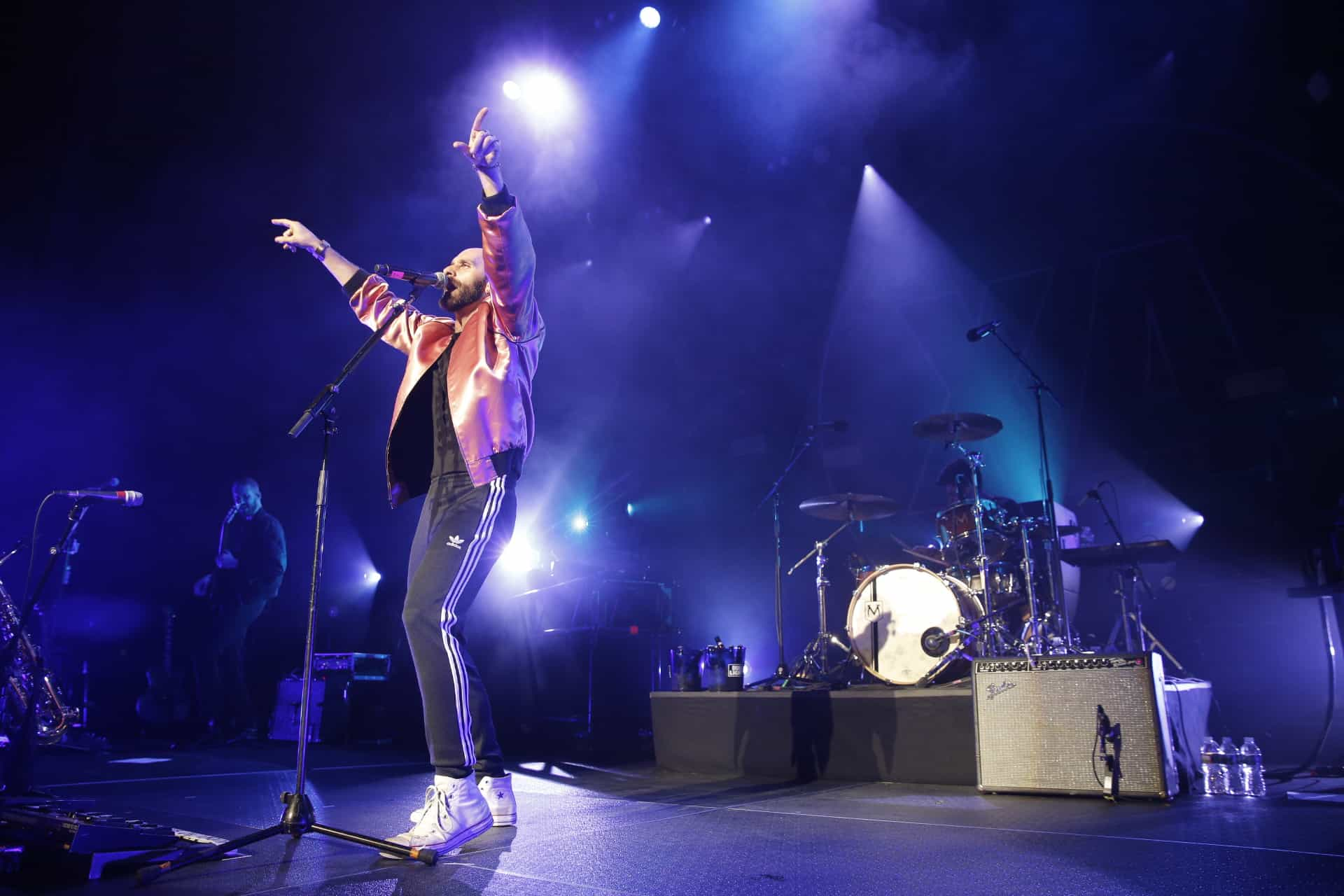 Concert Review X Ambassadors And Post Malone At Madison Square Garden
