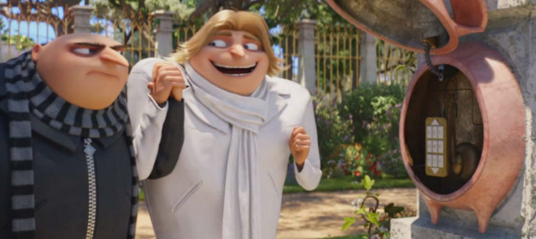 af676cf0341 The third film in Illumination s flagship franchise comes with no  surprises. DESPICABLE ME 3 is as formulaic as a children s animated movie  can get.