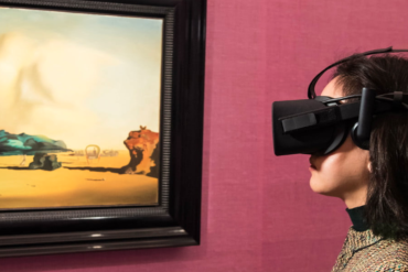 Sotheby's hosts Art of VR event with AMD, many exhibitors