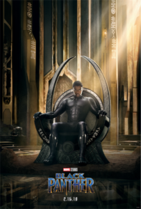 Marvel Studios Released The 'Black Panther' Teaser