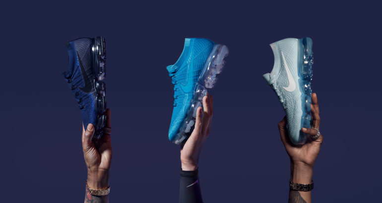 Nike Releases New Air Vapormax Flyknit