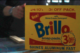 Brillo Box (3¢ off), directeted by Lisanna Sklyer. It opens 7 August 2017 to HBO.