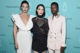 Tiffany & Co. Fragrance Launch Event - Arrivals