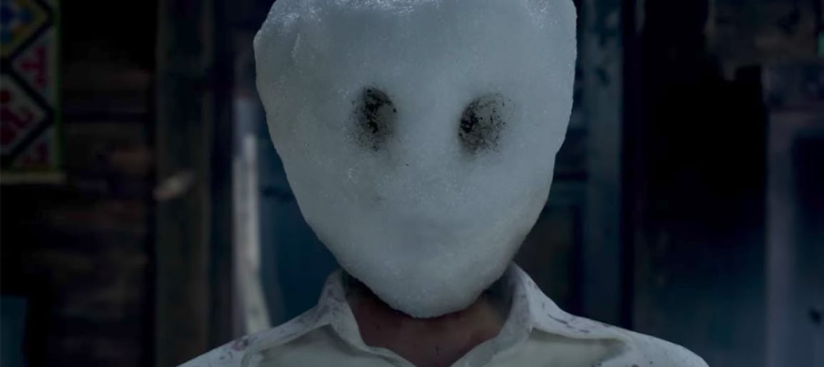 film review the snowman the knockturnal