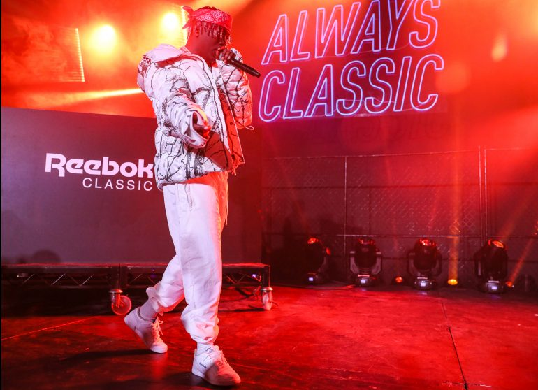 212f8c8f77547 Lil Yachty Brings Reebok s Workout Plus Sneaker To Life At New York ...