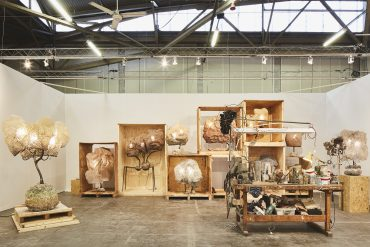 Nacho Carbonell At The Armory Show