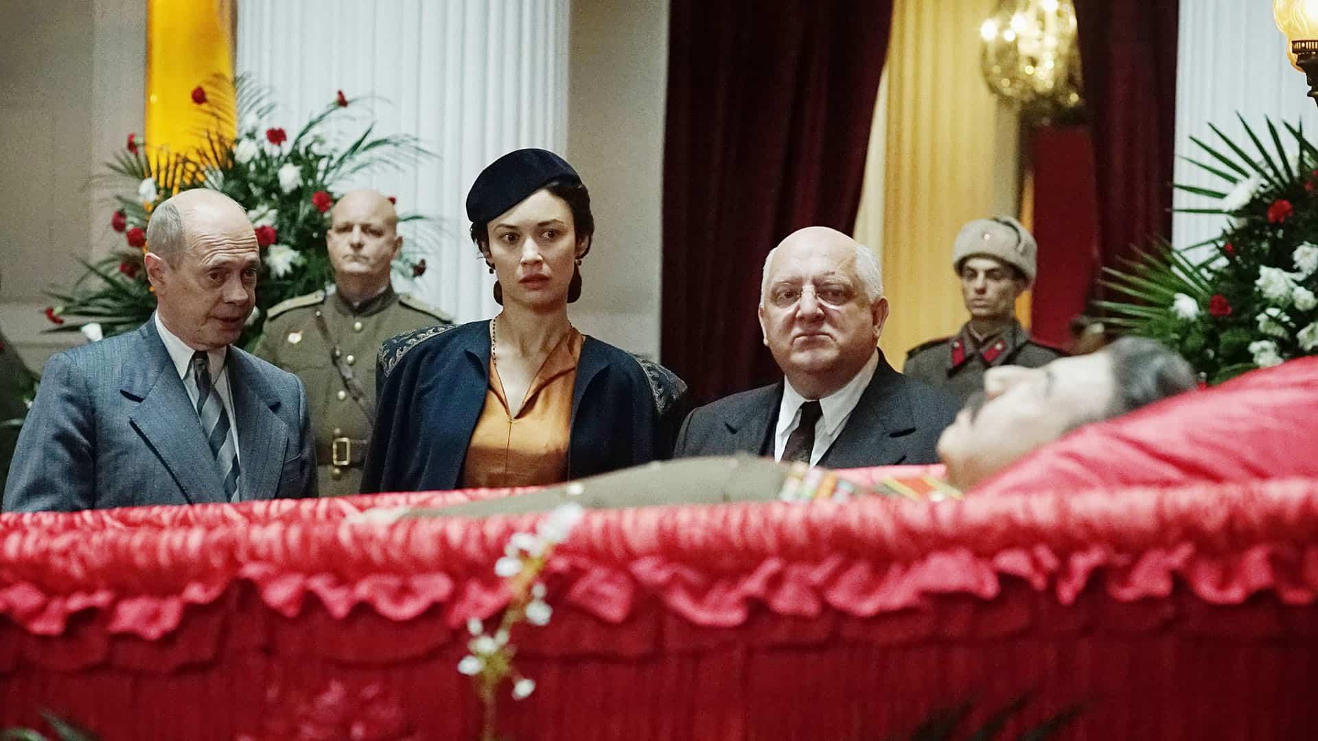 stalin movie review The death of stalin, 2017 directed by armando iannucci starring steve buscemi, jeffrey tambor, simon russell beale, andrea riseborough, adrian mcloughlin, jason .
