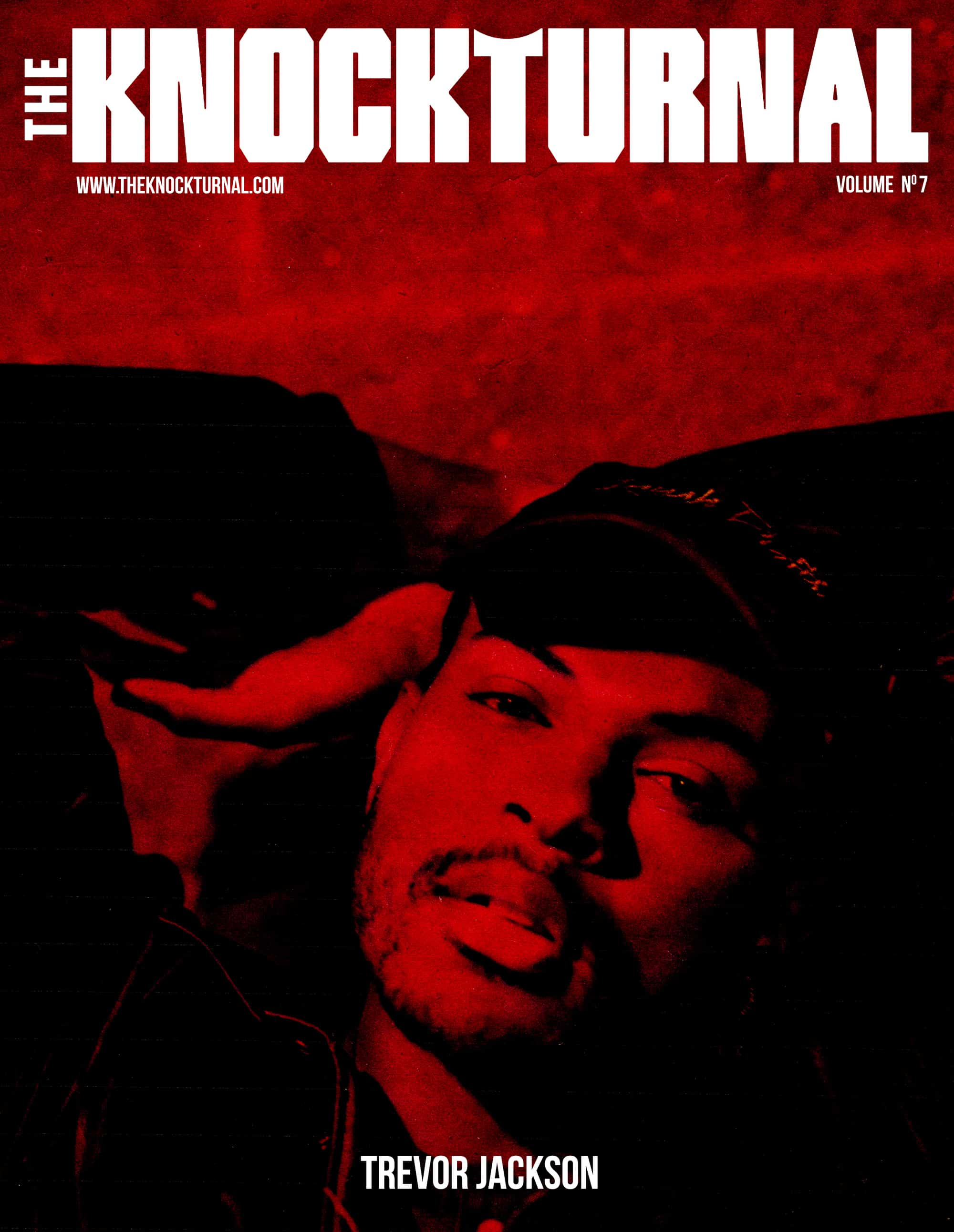 Trevor Jackson Graces The Knockturnal's Seventh Digital Cover