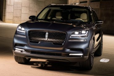 Lincoln Aviator Concept 2019