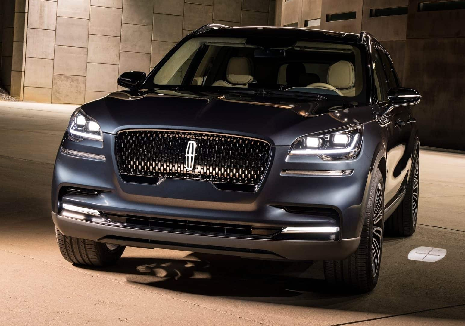 NYIAS 2018: Lincoln Aviator Concept Offers A Glimpse into ...
