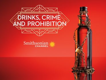 Smithsonian Channel launches DRINKS, CRIME AND PROHIBITION Series in authentic NYC Speakeasy. The two-part series is now available.