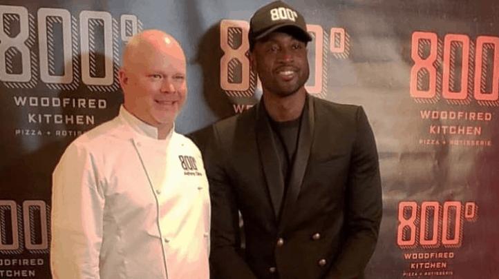 On the Scene: Dwayne Wade Celebrates