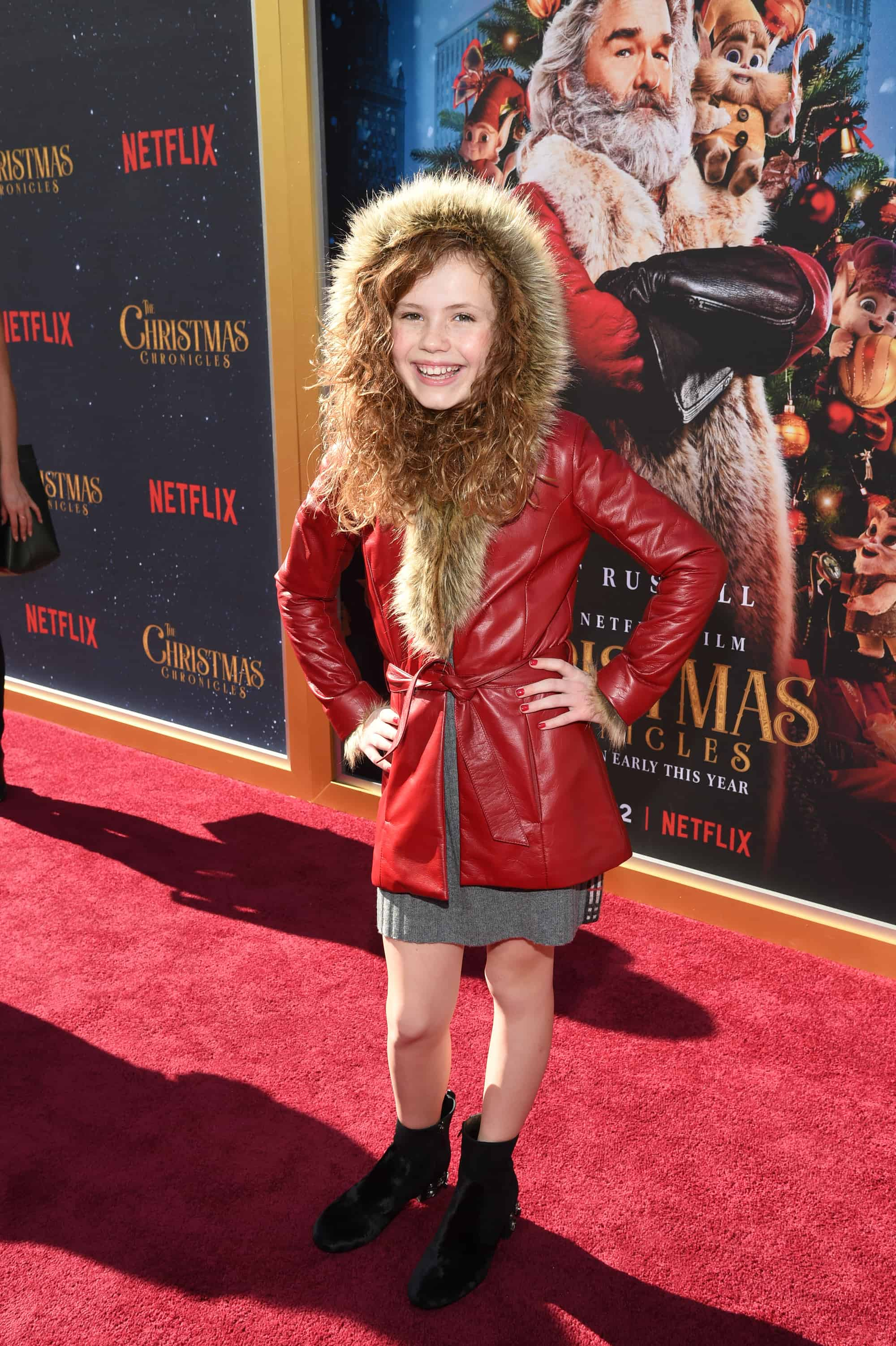 The Christmas Chronicles 2.The Christmas Chronicles Premiere In Los Angeles The