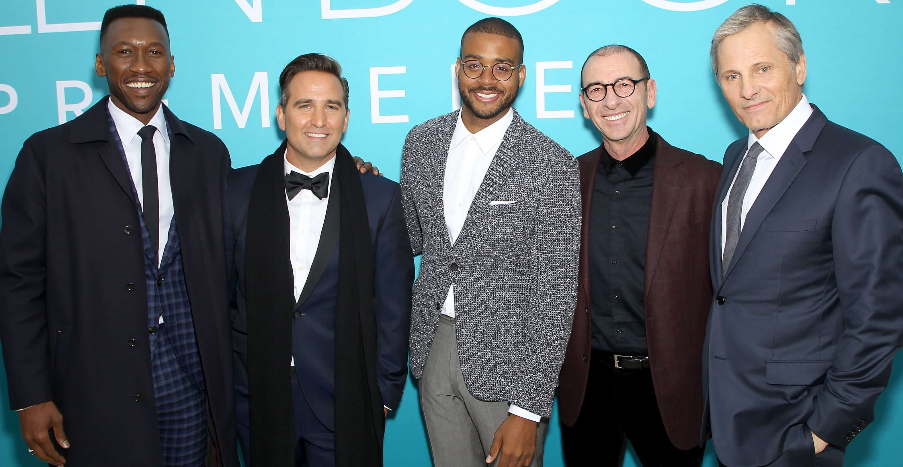 Exclusive Cast Talks Green Book At Ny Premiere Presented By Cadillac The Knockturnal