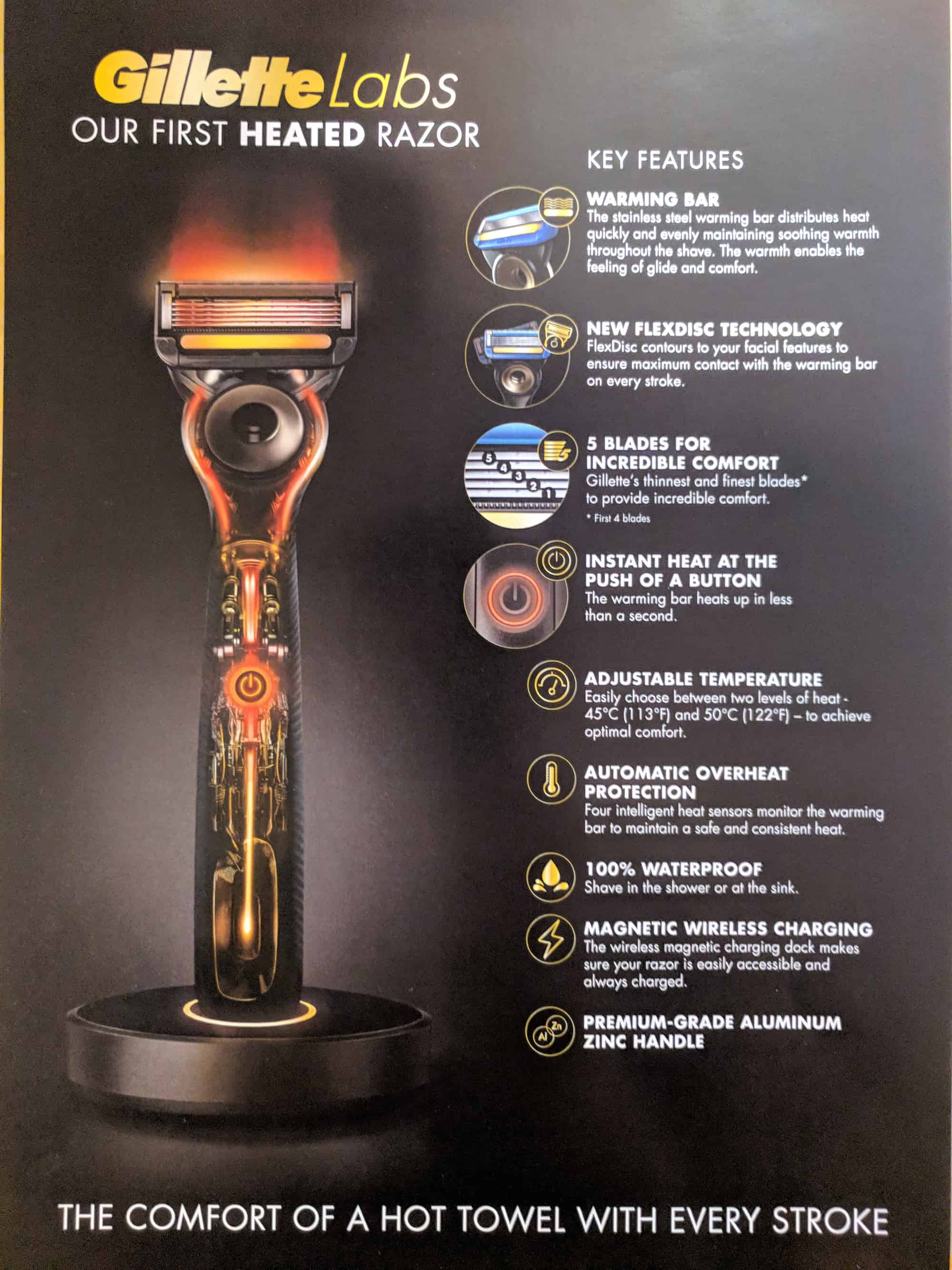 Gillette Holds Global Innovation Summit In Nyc The