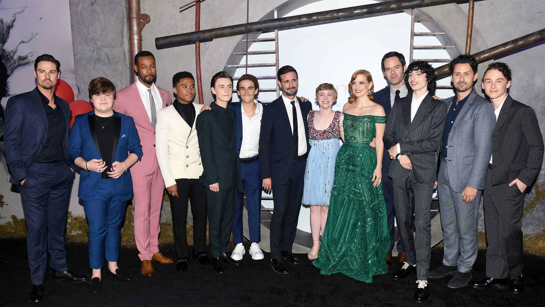 Exclusive: Cast Talks 'IT: Chapter Two' at LA Premiere