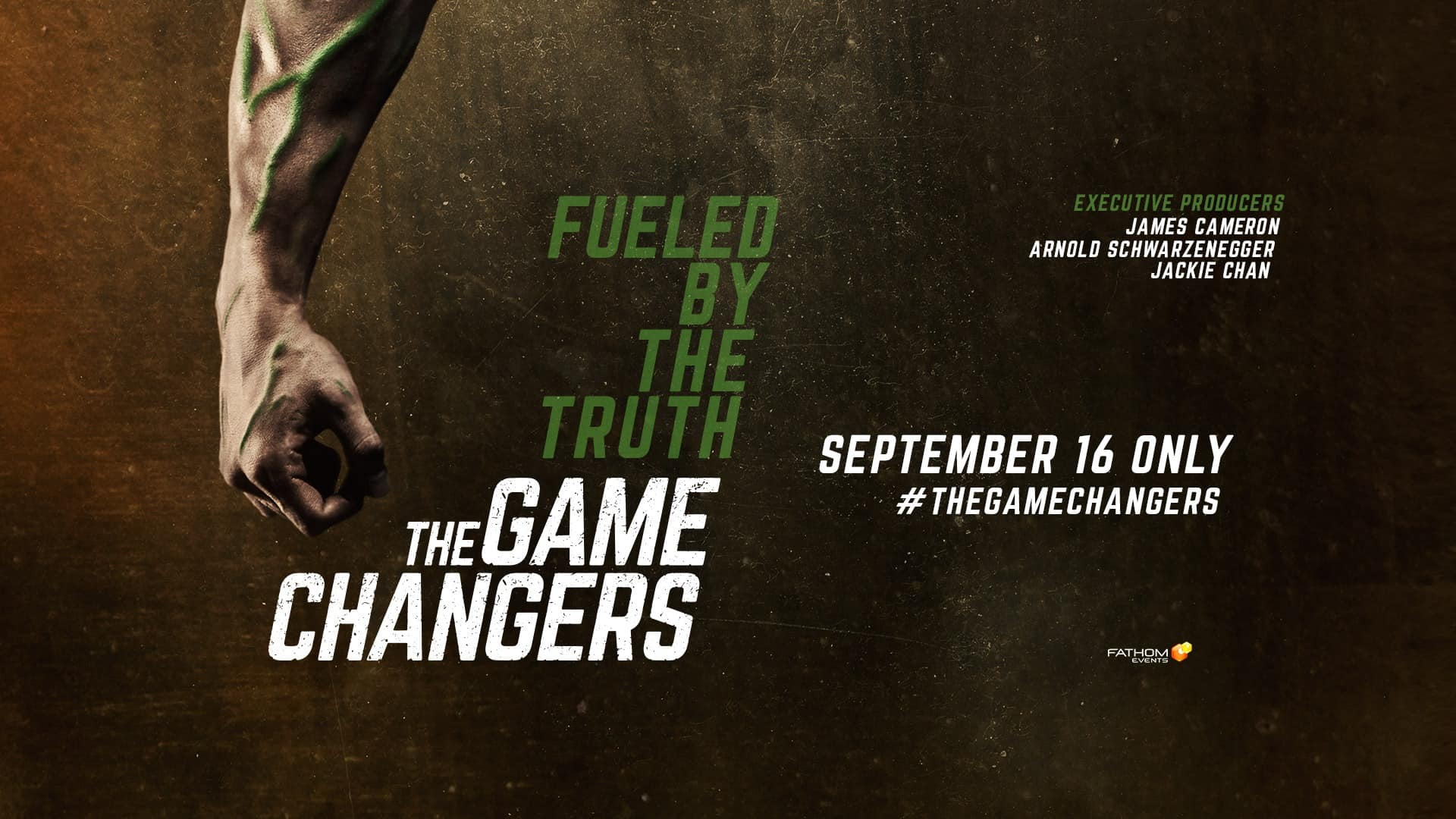 The Game Changers A Game Changing Documentary On The Benefits Of Plant Based Nutrition The Knockturnal