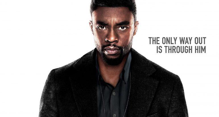 Exclusive Chadwick Boseman Talks New Movie 21 Bridges The Knockturnal