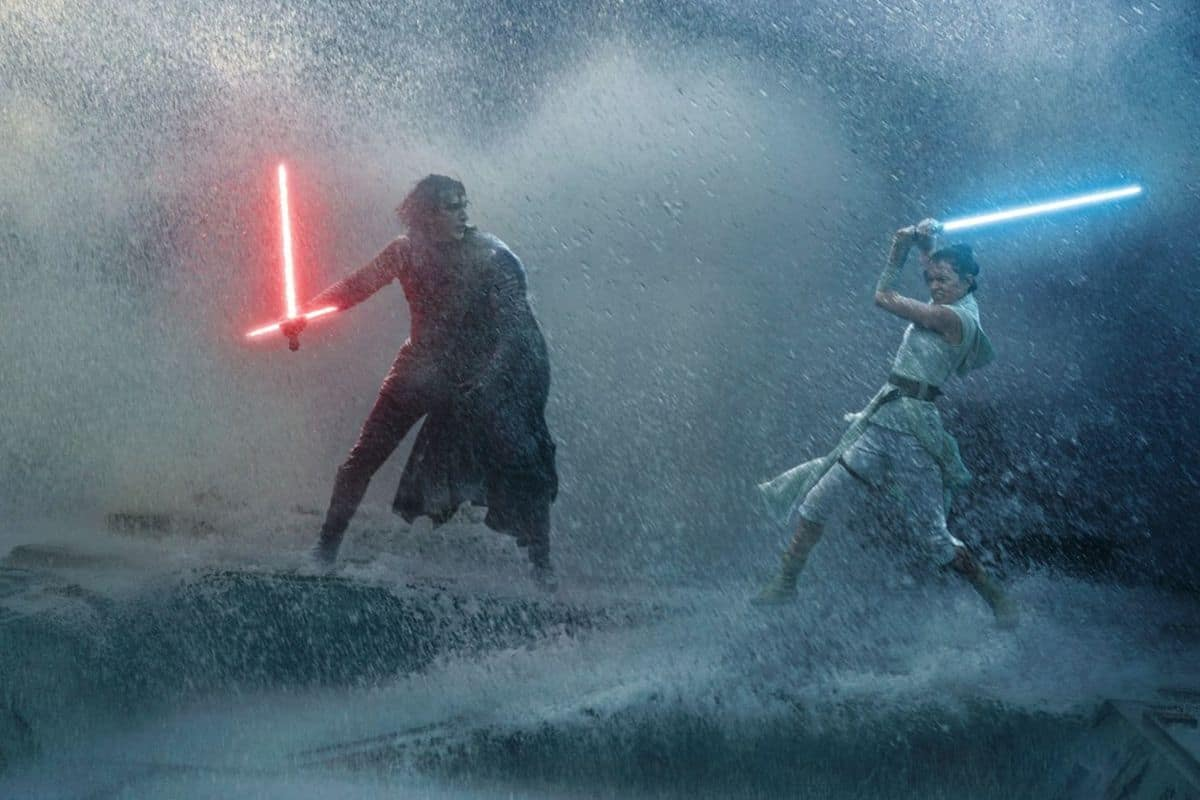 Film Review Star Wars The Rise Of Skywalker The Knockturnal
