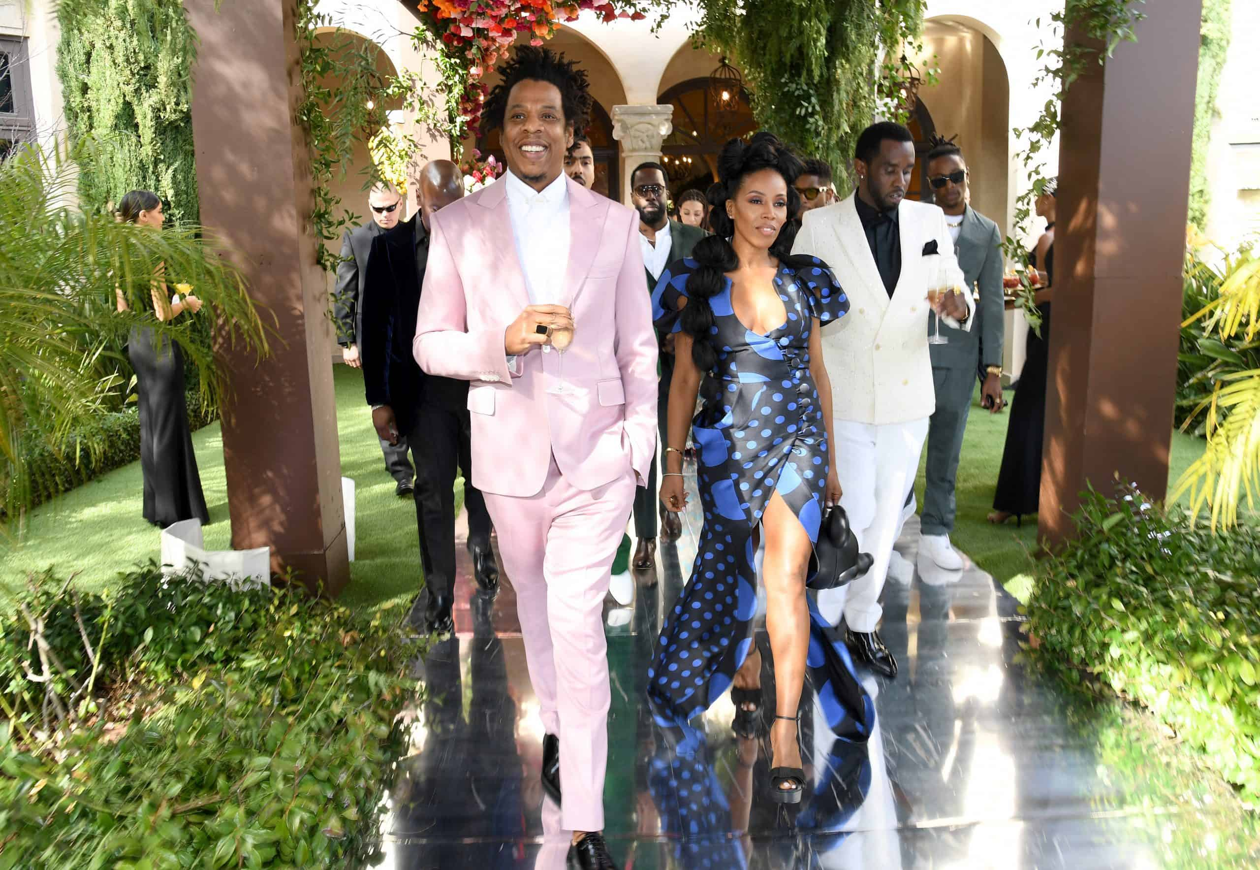 Roc Nation Brunch Grammy 2020 The Knockturnal